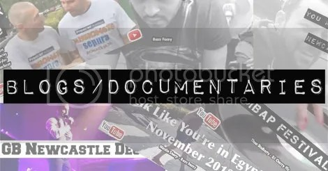 Blogs and Documentaries by Bazz Facey
