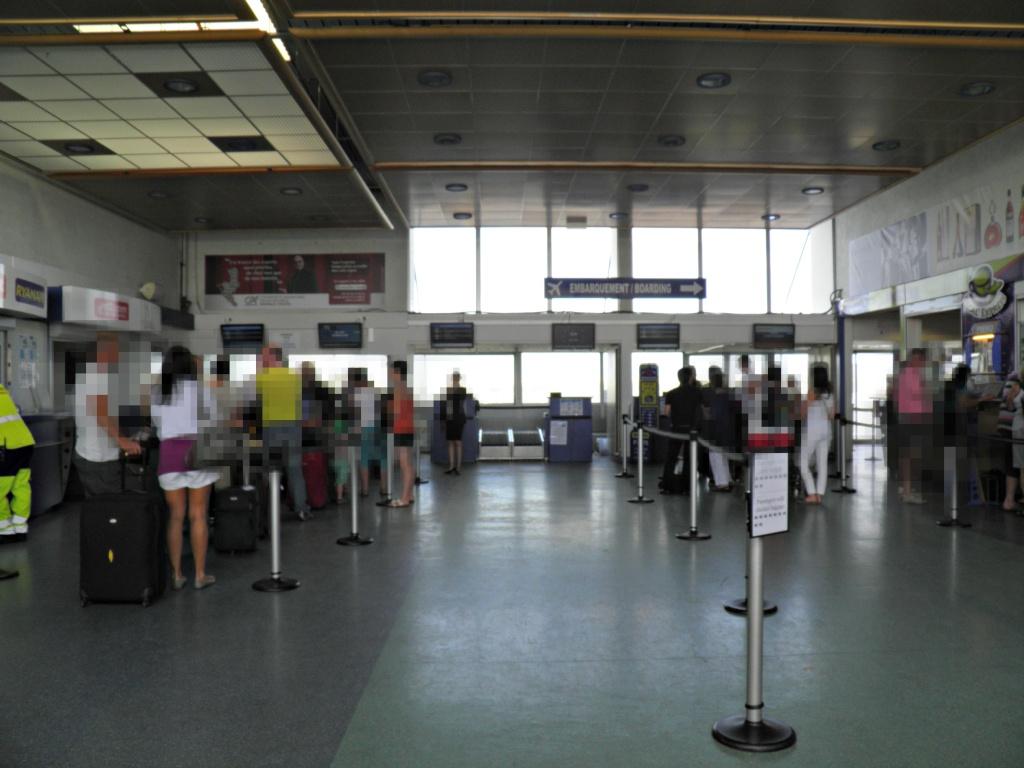 Avis Du Vol Ryanair Dublin La Rochelle En Economique