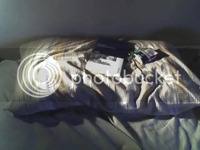 ...o para leer en la cama