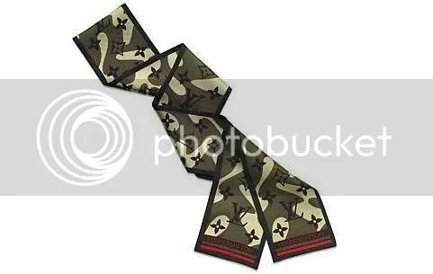 Louis Vuitton Monogramouflage Bandeau