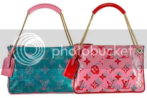 Louis Vuitton Pochette Bonbon Rose