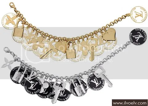 Louis Vuitton Breloques Bracelet
