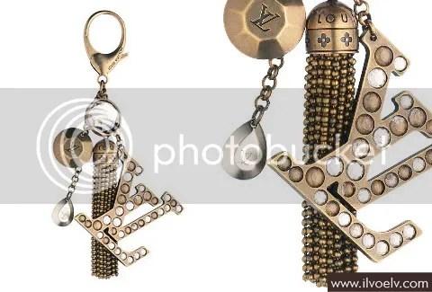 Louis Vuitton Caprice Key Ring