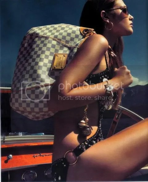 Style December 2008: LV Cruise 2009 Ad