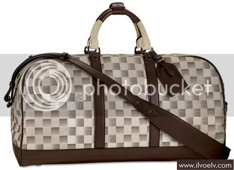 Louis Vuitton Damier Lune Sport Bag