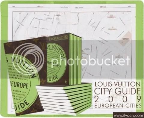 Louis Vuitton City Guide 2009: European Cities