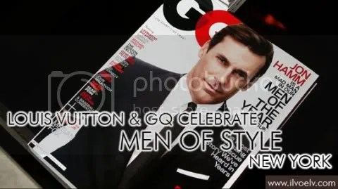 GQ Men of Style New York