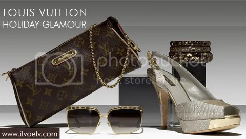 Louis Vuitton Holiday Glamour