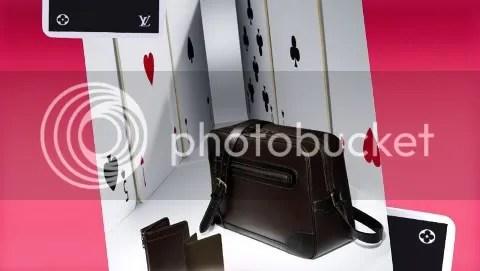 Louis Vuitton: Show Your Winning Hand - Men's Deck