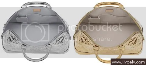 Louis Vuitton Monogram Miroir Alma MM