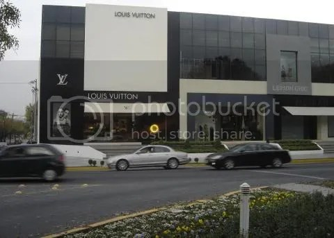 Louis Vuitton Monterrey, Mexico Store