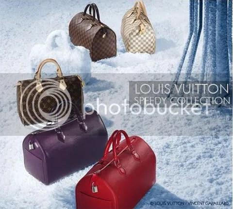 eLuxury: Louis Vuitton Speedy Collection