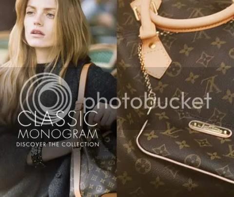 eLuxury: Louis Vuitton Classic Monogram