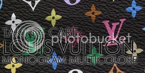 Taking Care: Monogram Multicolore