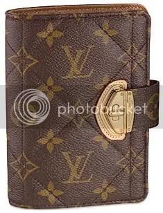 Louis Vuitton Monogram Etoile Agenda Cover