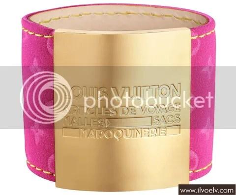Louis Vuitton Monogram Scuba Bracelet