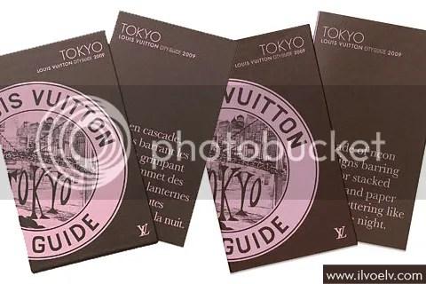 Louis Vuitton City Guide 2009: Tokyo