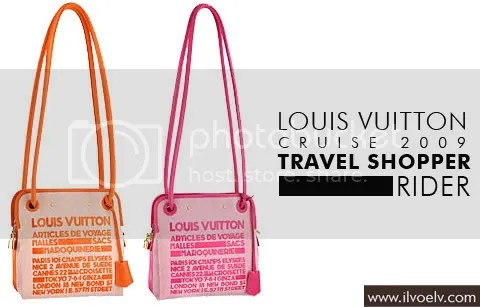 Louis Vuitton Travel Shopper Rider