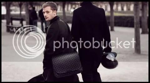 Louis Vuitton Damier Graphite Ad Campaign