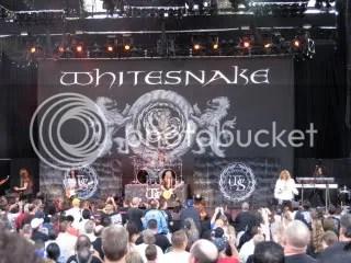 Whitesnake @ Pacific Amphitheatre