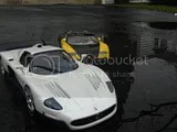 Maserati MC12 and Bugatti Veyron 2