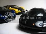 Bugatti Veyron,Koenigsegg