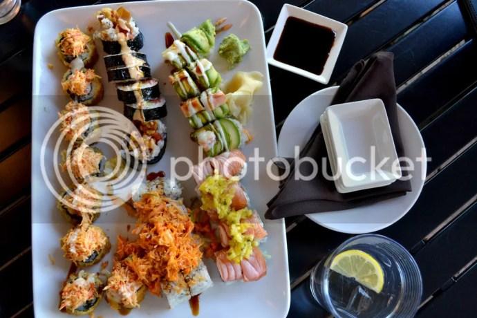 sushi kai the fashion streets raleigh