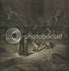 El Infierno según Dante (6/6)