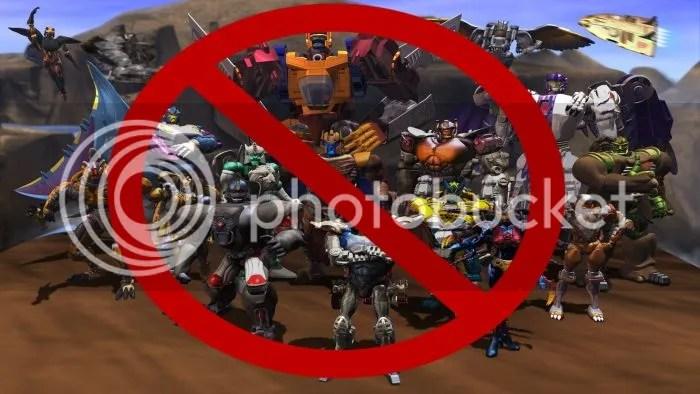 Transformers - Beast Wars