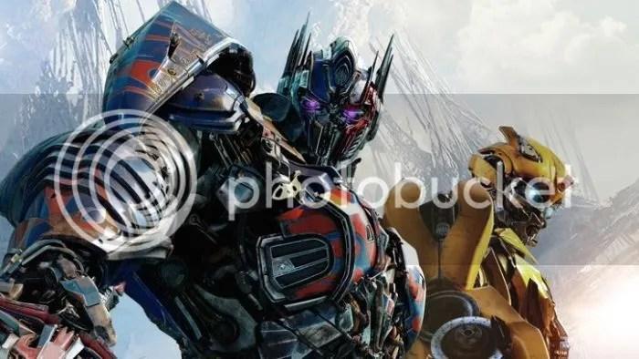 Transformers - sequel