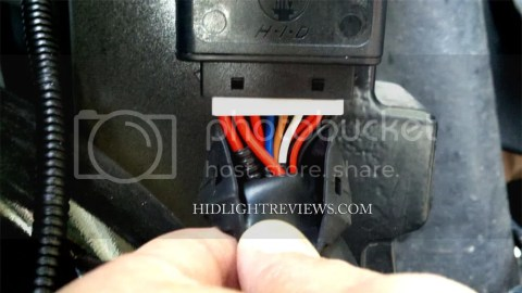 h13 hid harness wiring