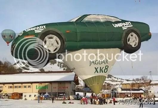 Amazing Balloon Festival in Canada