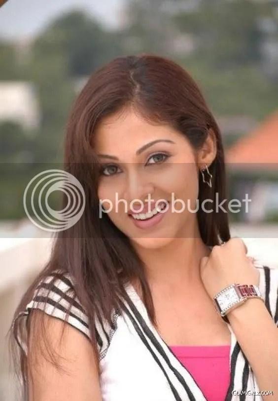 Pretty Indian Actress Sada