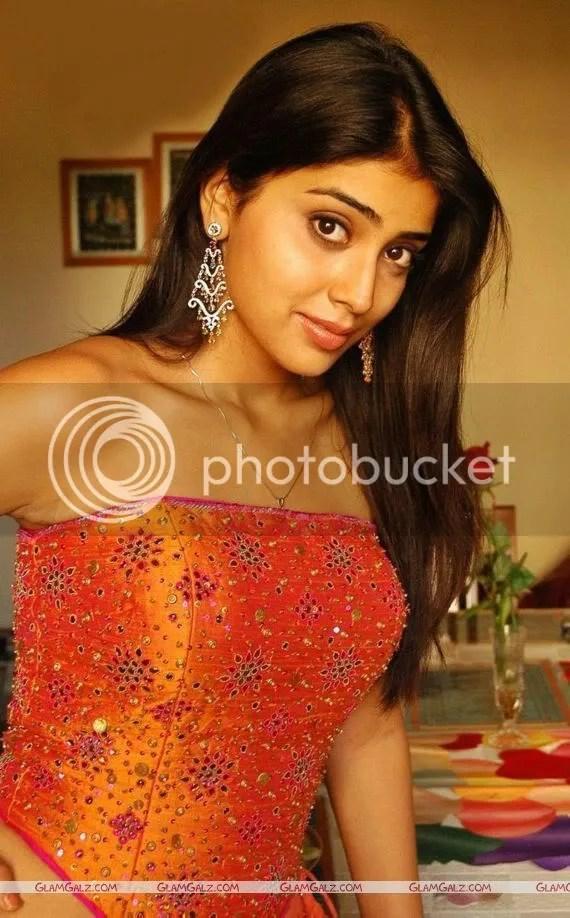 Shriya at Home