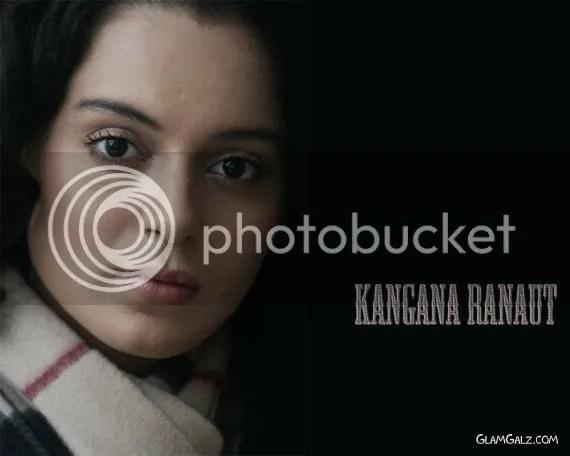 Click to Enlarge - Sizzling Kangana Ranaut Wallpapers