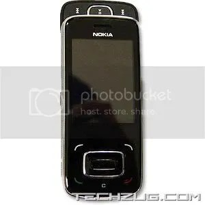 Nokia 8208 Dual-slider Handset