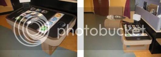 iLounge Readers Create iPhone Coffee Table