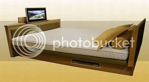 Top 10 High Tech Luxury Beds