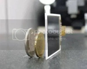 New 1.48mm Thick TFT LCD from LG
