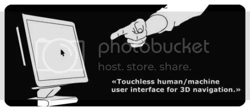 Amazing Touchless Touch Screen