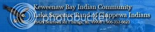 Keweenaw Bay Indian Community,KBIC