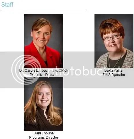 Marquette Community Foundation staff
