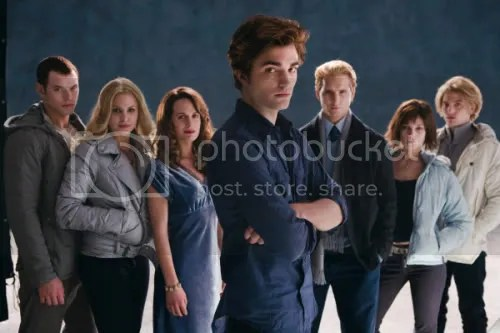 The Cullens Family