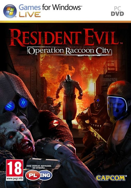 Resident Evil: Operation Racoon City (2012) Repack by R.G. Repackers [5GB] + spolszczenie