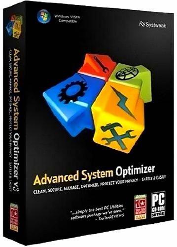 Advanced System Optimizer 3.9.1111.16526 Final Портативная версия 2015 (RUS/MUL)