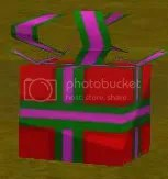 Shiltz's giftboxes are dropped by all monsters - you need 500 to finish the Xmas quest! o_O