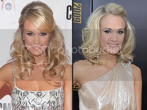 carrie underwood,hairstyle