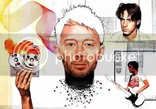 thom yorke,radiohead,music