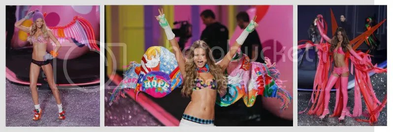 victoria's secret,victorias secret models,fashion show,2009