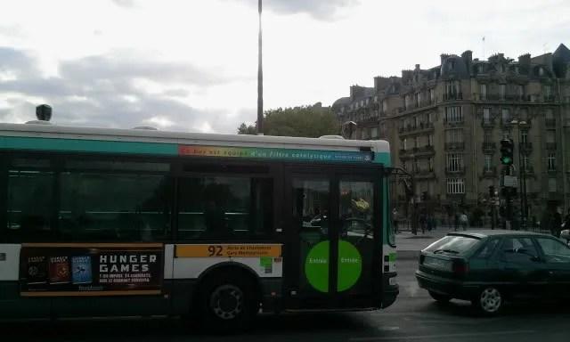 Miljöbuss